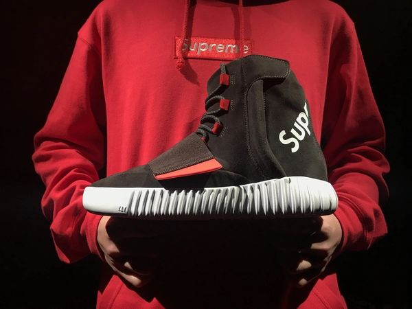 Adidas Supreme Yeezy Boost 750 BY2456 (Special Limited Edition)