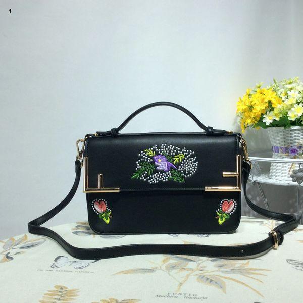 NEW 2018 Original Fendi Handbags Catalog 7 (2 Colors Available)