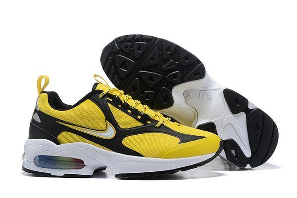 NEW Yellow Nike Air MAX2 Light Running Shoe