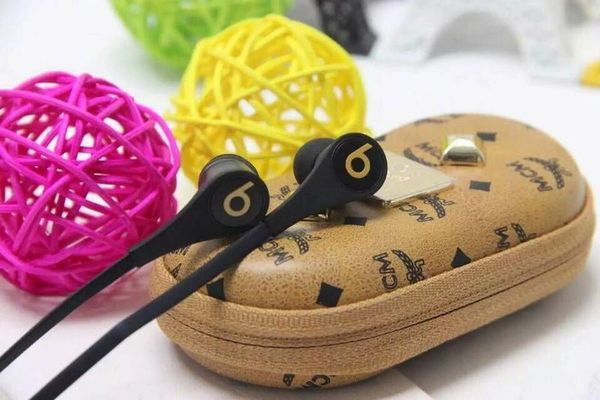 Beats by Dre x MCM Tour Collaboration Earphones (Limited Edition)