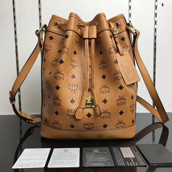 NEW 2018 Original MCM Handbags Catalog 1 (7 Colors Available)