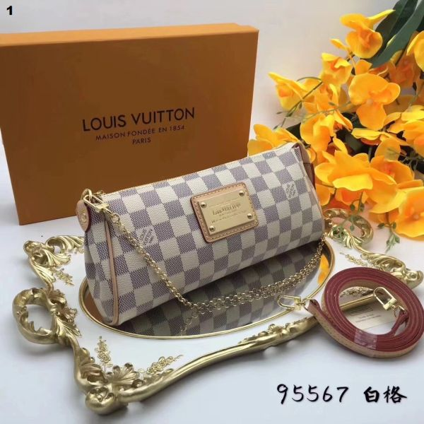 NEW 2018 Original Louis Vuitton Handbags Catalog 7 (2 Colors Available)