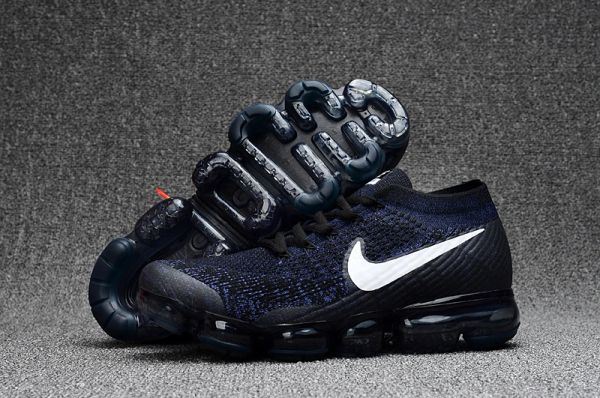 2018 Deep Blue Nike Air Vapor Max Flyknit 2