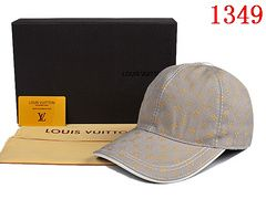 Louis Vuitton Monogram Canvas Baseball Cap (Unisex)