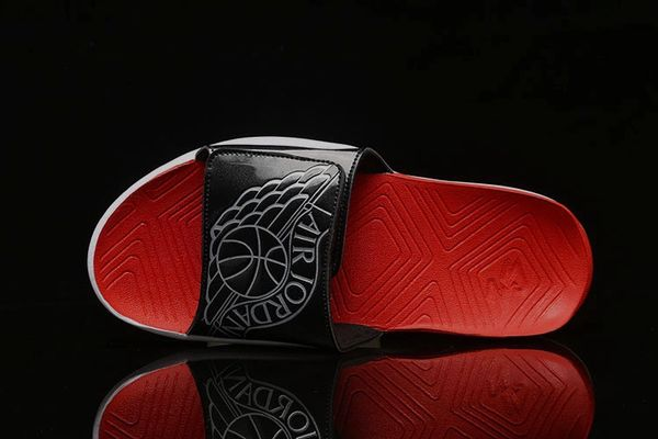 NEW Air Jordan Gym Red Hydro 7 Sandals