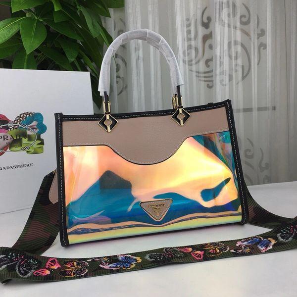 NEW 2018 Original Prada Handbag Catalog 10