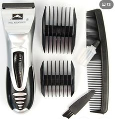 Battery Operated Beard Clippers