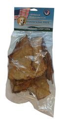 6 oz. Wholesome Hide USA Large Rawhide Chips Case (32 Pieces)