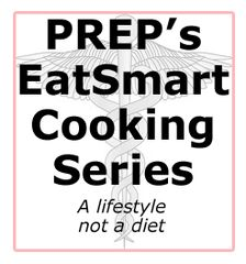 Eat Smart 3-Week Series begins Monday February 26 at 6:30p