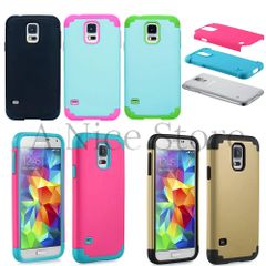 Samsung Galaxy S5 Protective Dual Layered Retro Case