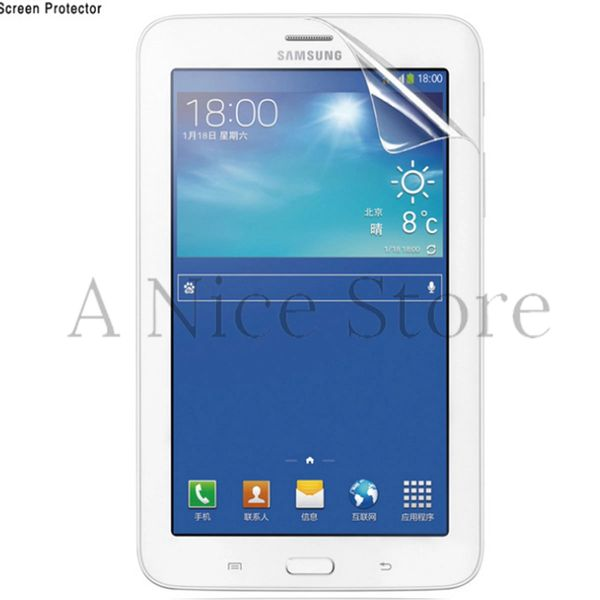Galaxy Tab 3 LITE 7.0 ULTRA Clear LCD Screen Protector Film