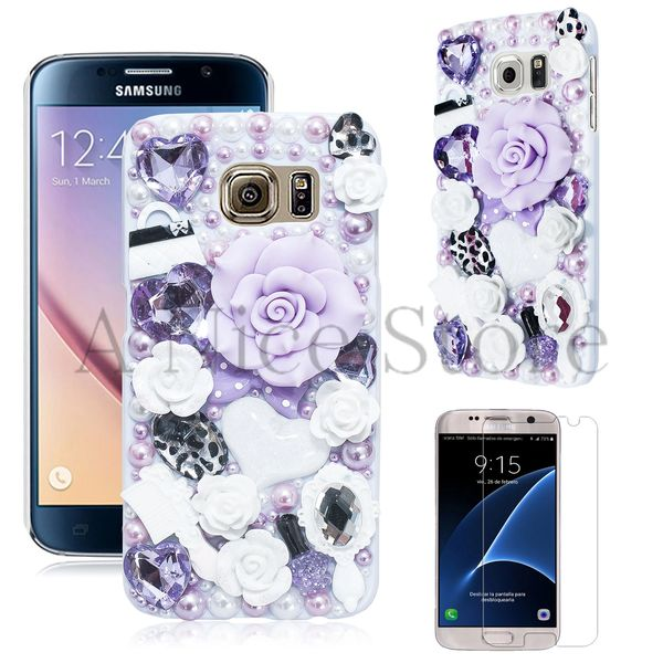 Samsung Galaxy S7 Edge Luxury 3D Fairy Tale Case