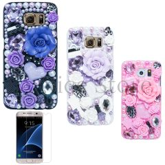 Samsung Galaxy S7 3D Luxury Fairy Tale Case