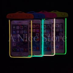 New Clear Waterproof Underwater Bag Case For Smart Phone iPhone Galaxy LG BLU