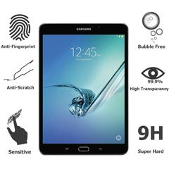 Samsung Galaxy Tab A 7.0 Tempered Glass Screen Protector, Bubble Free Scratch-Resistant