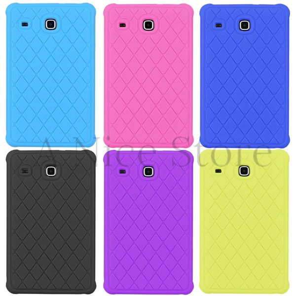 Samsung Galaxy Tab E 8'' Shock Proof Silicone Protective Cover
