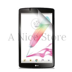 LG G Pad F 8.0/G Pad 2 8.0 HD Clear Anti Scratch Screen Protector