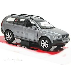 Volvo XC90 Silver Car 1:32 scale by New Ray 54903S