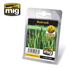 Bulrush Plants (Laser cut) by MIG (MIG8463)