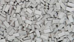 23013 Dark Grey Brick 1:32/1:35 Scale by Juweela