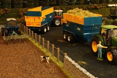 BT2094 Wide Tarmac Road by Brushwood 1:32 scale