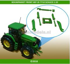 Front Linkage Kit JD 7710 Schuco 1:32 Scale by Artisan 32 20656 (04130)