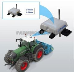 Trimble/New Holland GPS Autopilot System 1:32 Scale by Artisan 32 21242