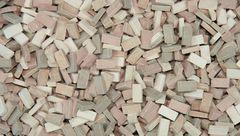 23073 Terracotta Mixed Bricks 1:35/1:32 Scale by Juweela