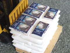 WM022H Stack of Sacks - Sheep/Ewe Nuts