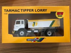 Tarmac Tipper Lorry Lorry Obsolete Boxed Britains 40746