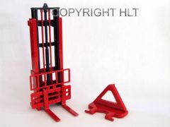 BECO011 Bevro Forklift Attachment 1:32 Scale