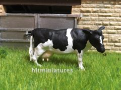 Cow 'Turning Head' (Unpainted Resin Casting) 1:32 Scale by HLT Miniatures FAB06