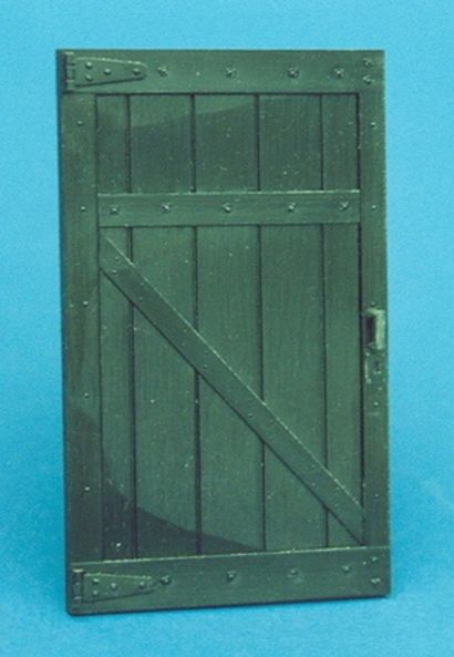 Large Shedbarn Door Set Left And Right Door 132135 Scale Fb520