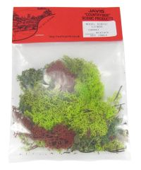 JMCLS Small Pack of Mixed Summer Lichen by Javis