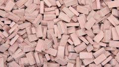 23023 Medium Red Brick 1:32/1:35 Scale by Juweela