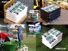 Sacks of Fertilizer 1:32 Scale by HLT Miniatures