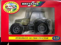 Hurlimann SX 1500 Tractor Boxed Vintage Britains 00038