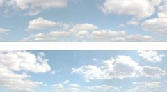 Summer Sky 10ft Backscene (SELF ADHESIVE OR STANDARD) ID501A/95212/95316