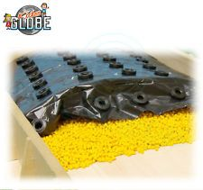 Silage Cover and Tyres in 1:32 scale by Kids Globe 571884