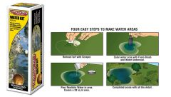 Readygrass Water Kit Woodland Scenics WRG5153