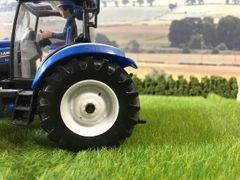 12mm Spring Grass Mat by Gaugemaster GM142