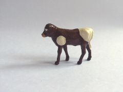 Repainted John Hill Lead Standing Calf for Conversion 1:32 Scale