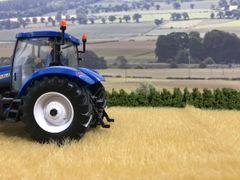 12mm Beige Grass Mat by Gaugemaster GM148