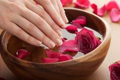 Manicure wt Paraffin