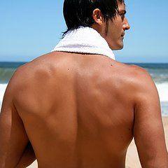 Men Back Wax (15% off)