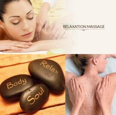 Body Scrub & Relaxation Massage
