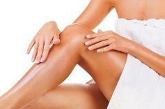 Upper Leg Wax