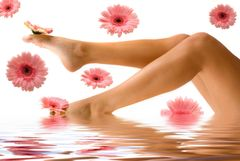 Lower Leg Wax
