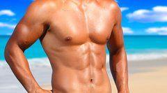 Men Chest-Stomach Wax