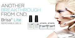 BrisaLite Manicure Removal and Clear